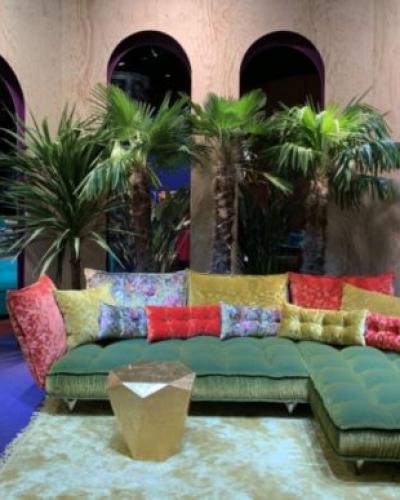 科隆家具展为室内设计注入丰富多彩的生活色彩