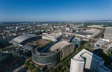 德国法兰克福展览中心简介_国际会展中心地址_展馆位置和联系方式