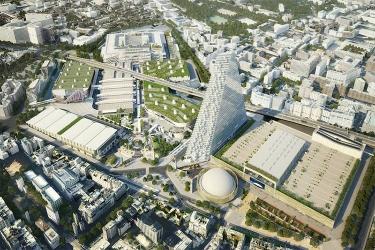 [巴黎凡尔赛门展览中心]法国巴黎凡尔赛门国际会展中心地址 展馆位置 规模