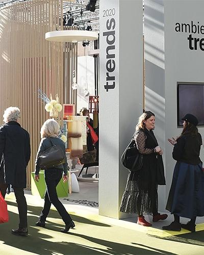 [法兰克福消费品展]2021德国法兰克福春季消费品展报名观展行程(一):Ambiente纯观展