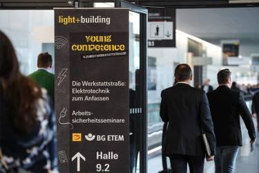 [法兰克福照明展]2022德国法兰克福国际照明展报名观展行程(一):Light+Building纯观展-BG