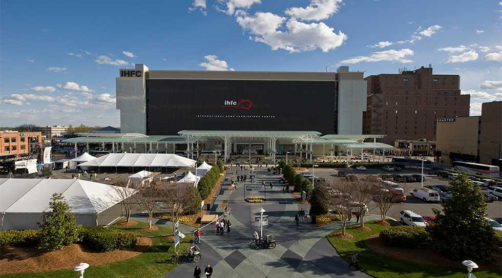 美国高点展览中心简介_高点会展中心地址_展馆位置和联系方式_图2