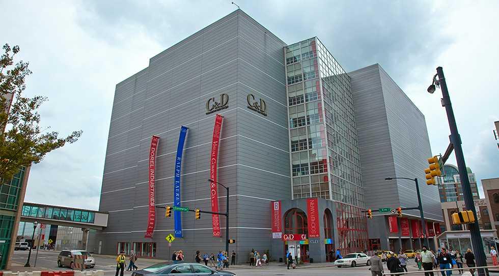 美国高点展览中心简介_高点会展中心地址_展馆位置和联系方式_图12