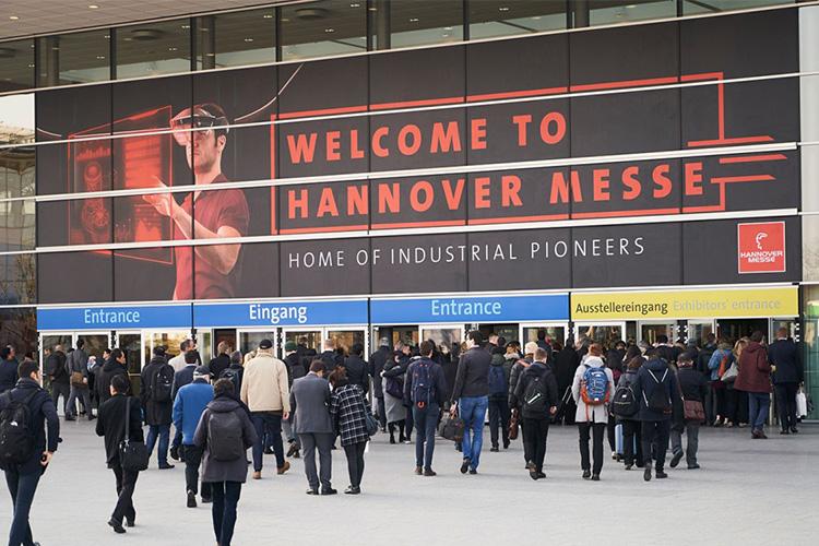 汉诺威工业展