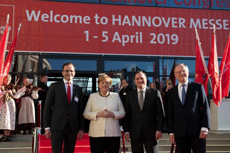 [汉诺威工业展]2021德国汉诺威工业展时间地址主题介绍 门票 行程 签证[Hannover Messe]_图4