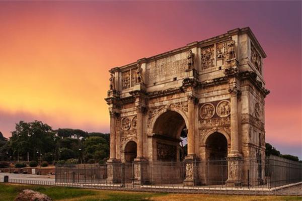 君士坦丁大帝凯旋门