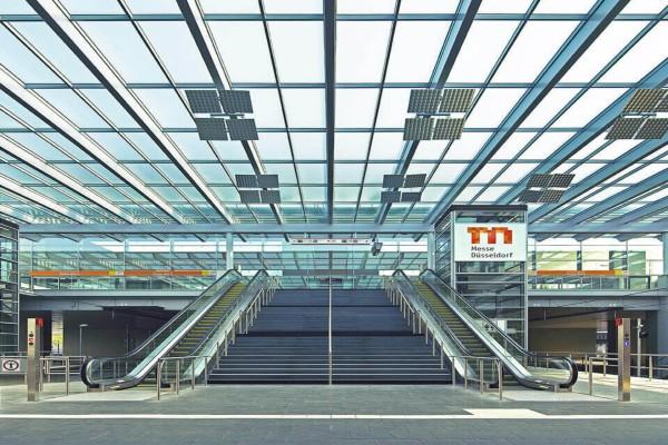 德国杜塞尔多夫展览中心简介_杜塞尔多夫会展中心地址_展馆位置和联系方式_图4