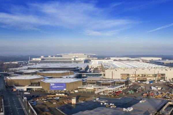德国杜塞尔多夫展览中心简介_杜塞尔多夫会展中心地址_展馆位置和联系方式_图7