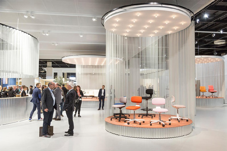 [科隆办公家具展]2020年德国科隆国际办公家具展时间地址介绍 门票 行程 签证[orgatec]_图7