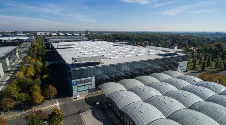 德国汉诺威展览中心简介_国际会展中心地址_展馆位置和联系方式_图2