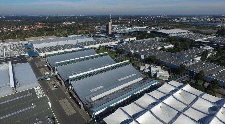 德国汉诺威展览中心简介_国际会展中心地址_展馆位置和联系方式_图3