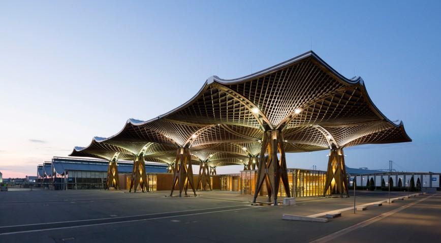 德国汉诺威展览中心简介_国际会展中心地址_展馆位置和联系方式_图8