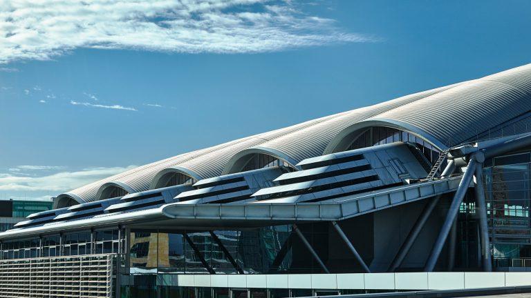 德国法兰克福展览中心简介_国际会展中心地址_展馆位置和联系方式_图2