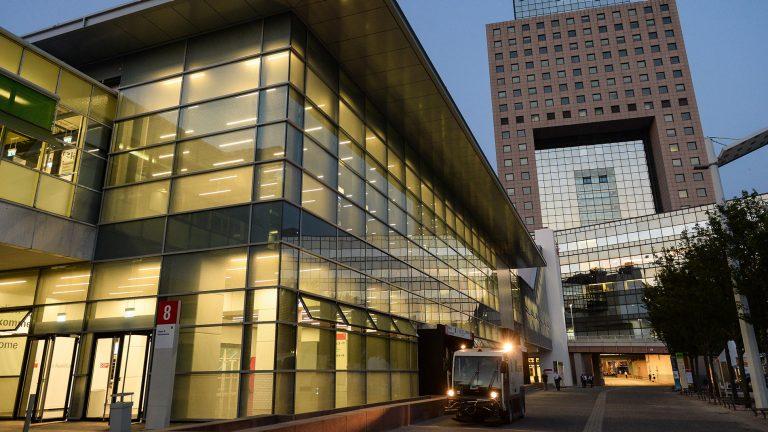 德国法兰克福展览中心简介_国际会展中心地址_展馆位置和联系方式_图6