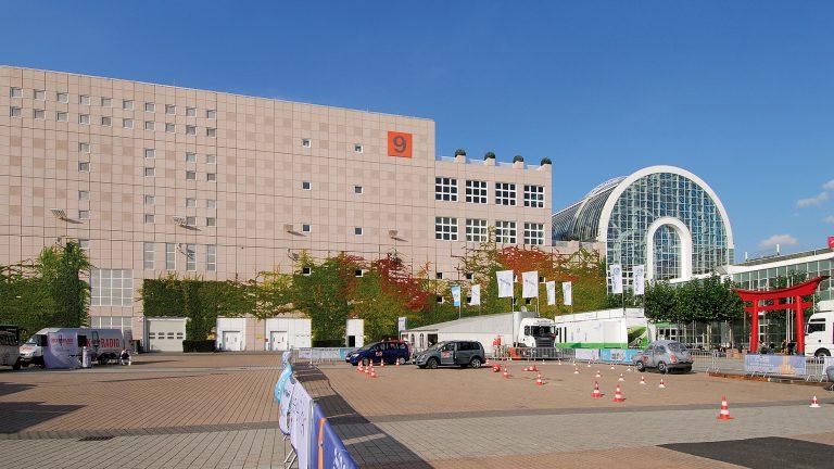 德国法兰克福展览中心简介_国际会展中心地址_展馆位置和联系方式_图7