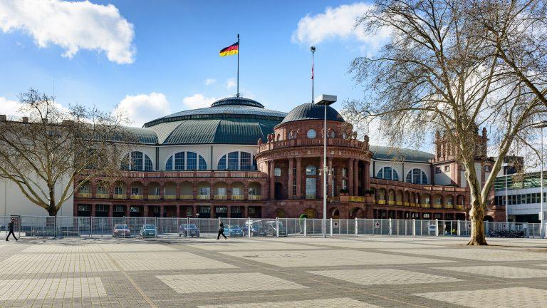 德国法兰克福展览中心简介_国际会展中心地址_展馆位置和联系方式_图11