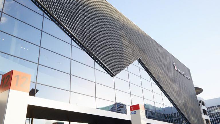 德国法兰克福展览中心简介_国际会展中心地址_展馆位置和联系方式_图10