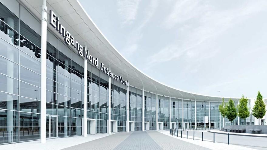 德国科隆展览中心简介_国际会展中心地址_展馆位置和联系方式_图2