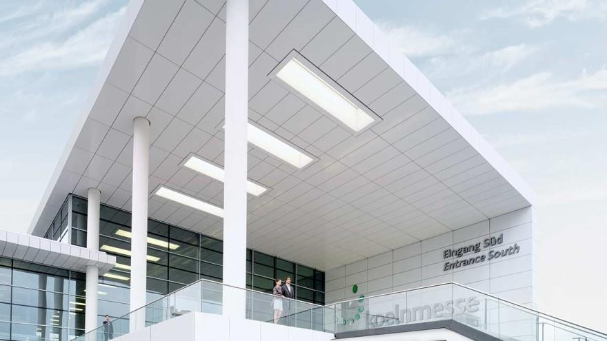 德国科隆展览中心简介_国际会展中心地址_展馆位置和联系方式_图1