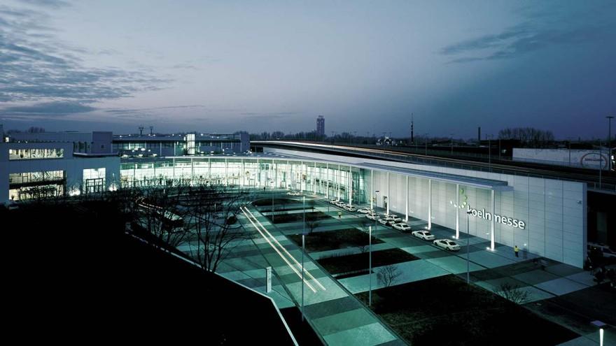 德国科隆展览中心简介_国际会展中心地址_展馆位置和联系方式_图5