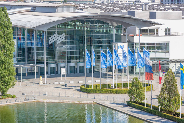 [慕尼黑展览中心]德国慕尼黑新国际会展中心地址 新慕尼黑贸易展览中心展馆位置 规模_图1