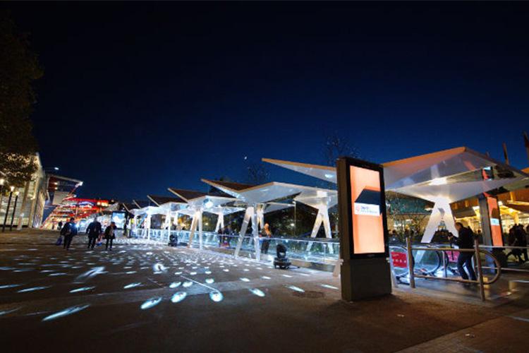 [巴黎凡尔赛门展览中心]法国巴黎凡尔赛门国际会展中心地址 展馆位置 规模_图10