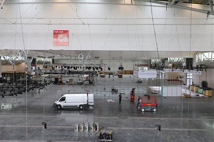 [慕尼黑展览中心]德国慕尼黑新国际会展中心地址 新慕尼黑贸易展览中心展馆位置 规模_图10