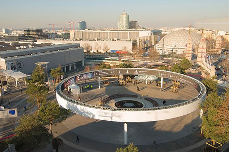 [巴黎凡尔赛门展览中心]法国巴黎凡尔赛门国际会展中心地址 展馆位置 规模_图2