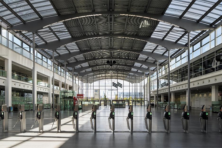 [慕尼黑展览中心]德国慕尼黑新国际会展中心地址 新慕尼黑贸易展览中心展馆位置 规模_图2