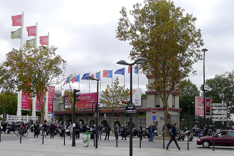 [巴黎凡尔赛门展览中心]法国巴黎凡尔赛门国际会展中心地址 展馆位置 规模_图4