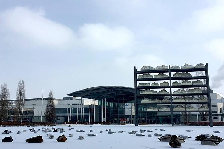 [慕尼黑展览中心]德国慕尼黑新国际会展中心地址 新慕尼黑贸易展览中心展馆位置 规模_图5