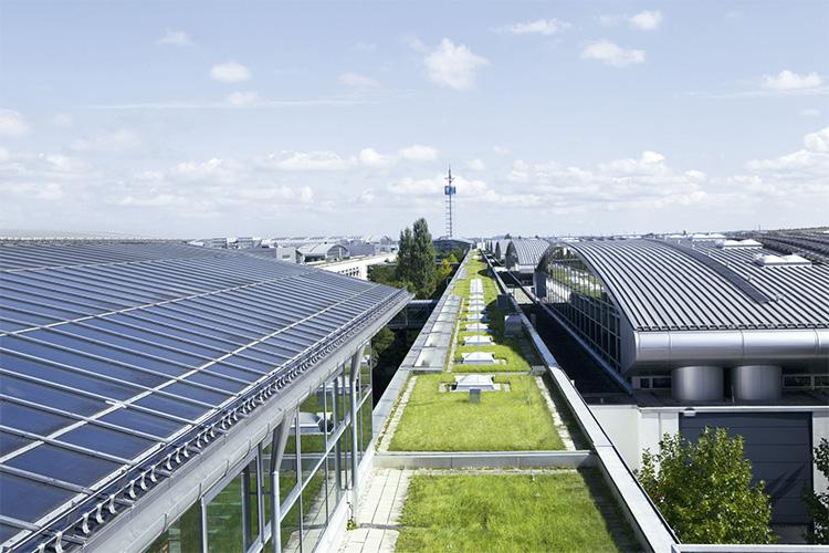 [慕尼黑展览中心]德国慕尼黑新国际会展中心地址 新慕尼黑贸易展览中心展馆位置 规模_图6