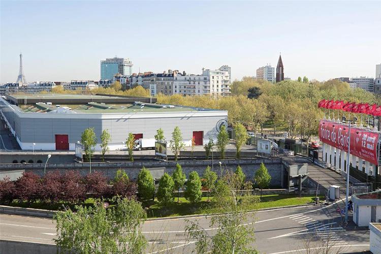 [巴黎凡尔赛门展览中心]法国巴黎凡尔赛门国际会展中心地址 展馆位置 规模_图8