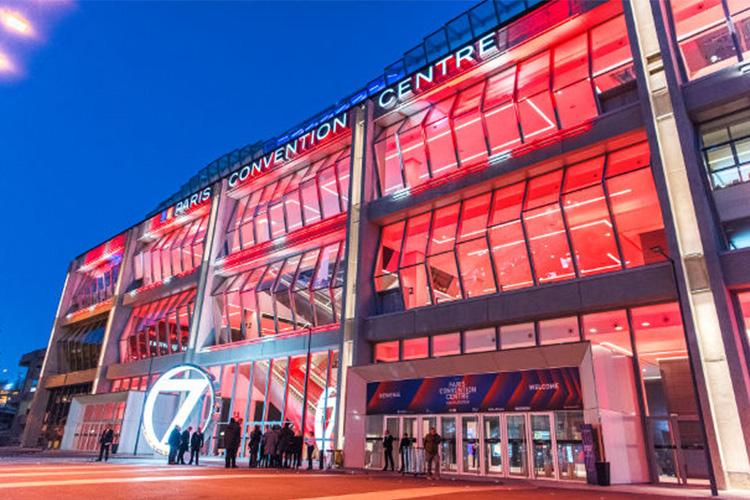 [巴黎凡尔赛门展览中心]法国巴黎凡尔赛门国际会展中心地址 展馆位置 规模_图9