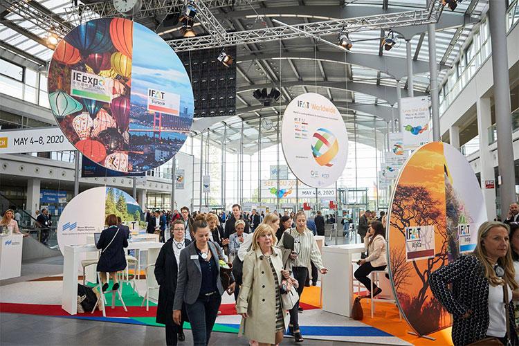 [慕尼黑展览中心]德国慕尼黑新国际会展中心地址 新慕尼黑贸易展览中心展馆位置 规模_图9