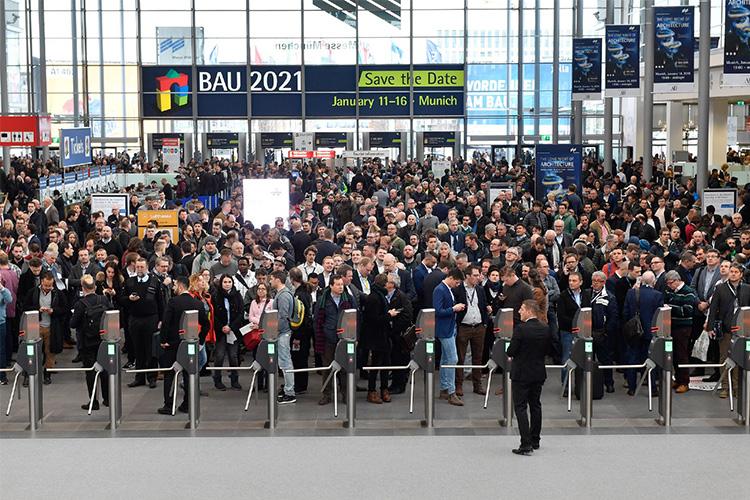 [慕尼黑建材展]2021德国慕尼黑建筑建材展时间 地址 门票 行程 签证[BAU报名跟团]_图1