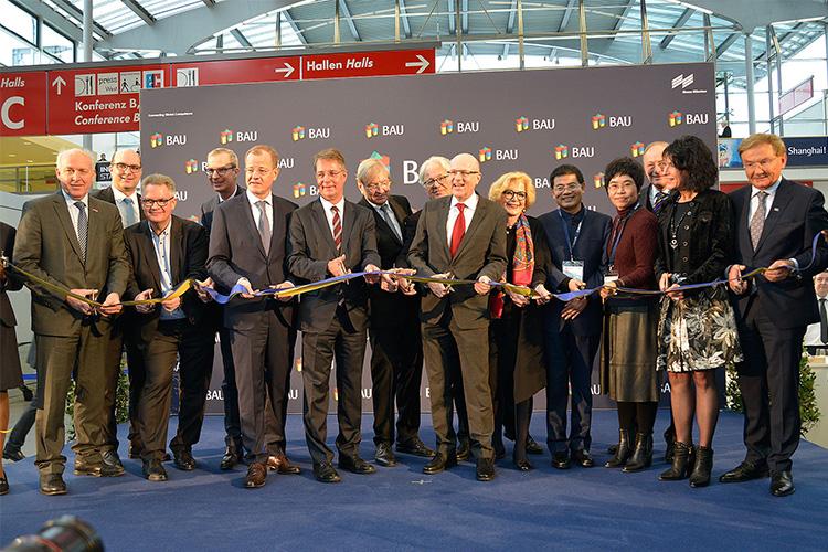 [慕尼黑建材展]2021德国慕尼黑建筑建材展时间 地址 门票 行程 签证[BAU报名跟团]_图2