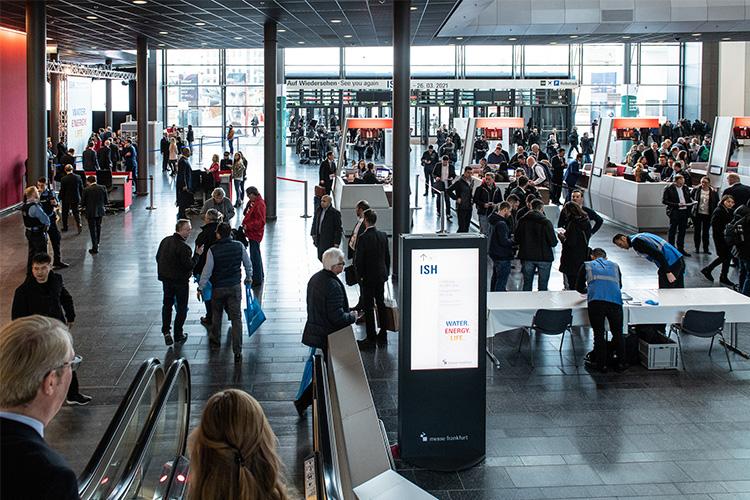 [法兰克福卫浴展]2021德国法兰克福暖通制冷及卫浴展时间 地址 门票 介绍 行程 签证[ISH]_图1